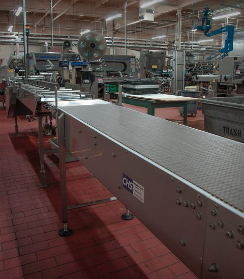 mat top conveyor